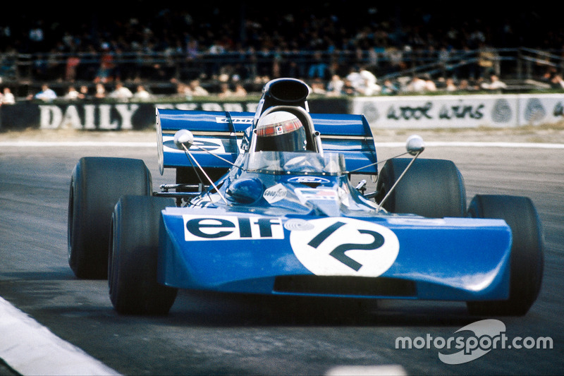 1971: Jackie Stewart, Tyrrell 003-Ford