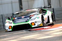 #78 Barwell Motorsport, Lamborghini Huracan GT3: Miguel Ramos, Filipe Barreiros, Francisco Guedes, Mads Rasmussen