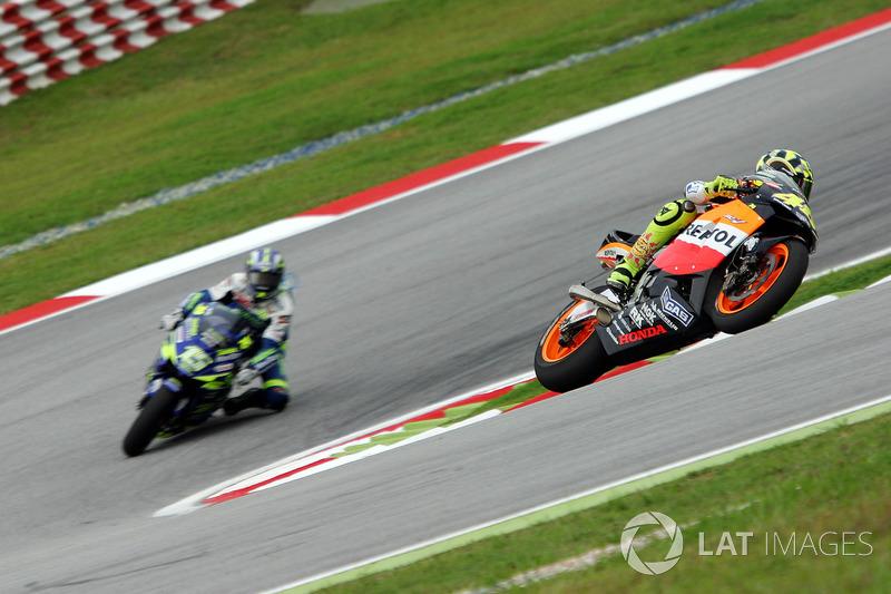 2003. Valentino Rossi