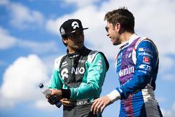 Nelson Piquet Jr., NEXTEV TCR Formula E Team, e Robin Frijns, Amlin Andretti Formula E Team