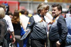 Paul Hembrey, Director, Pirelli Motorsport