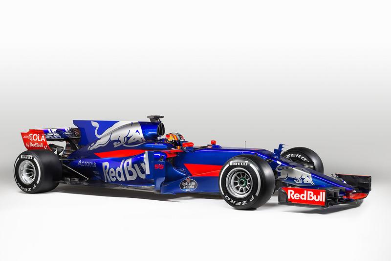 La Toro Rosso STR12