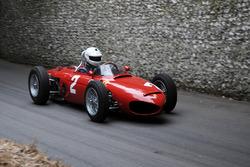 Derek Hill Ferrari Sharknose