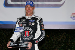 Polesitter Kevin Harvick, Stewart-Haas Racing Ford