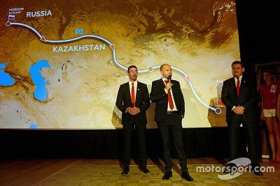 Présentation du Silk Way Rally