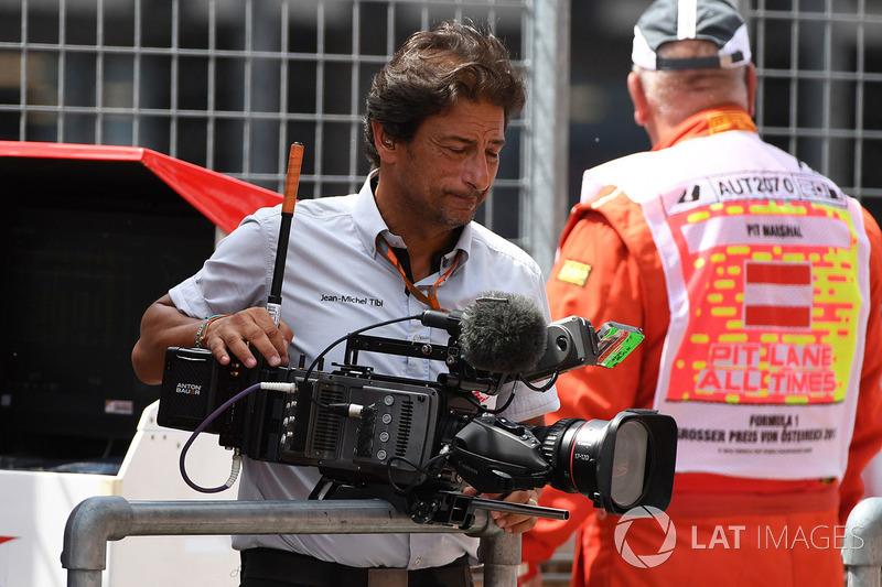 Jean-Michel Tibi, FOM-Kameramann