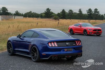 Tickford Mustang Power Pack unveil