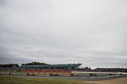 Ralph Boschung, Campos Racing, Nyck De Vries, Rapax, Gustav Malja, Racing Engineering