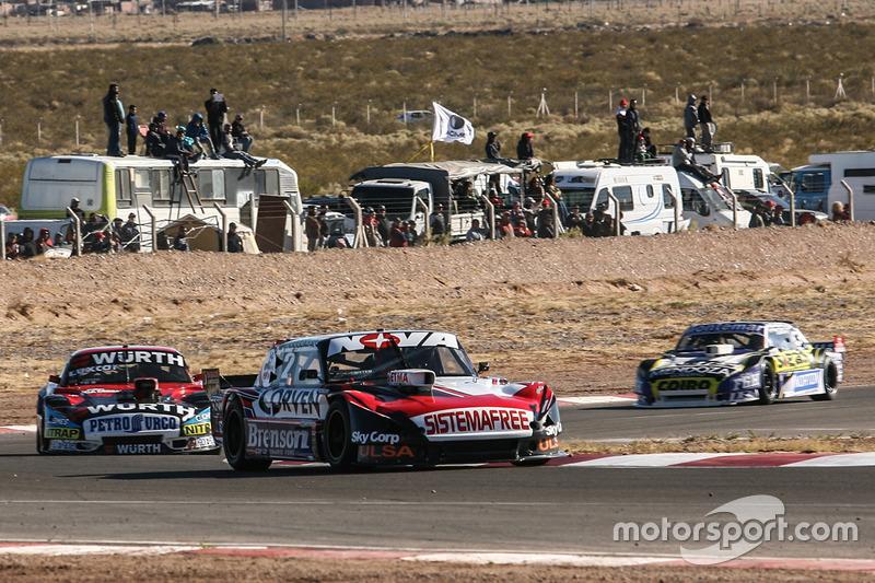 Matias Rossi, Nova Racing Ford, Juan Martin Trucco, JMT Motorsport Dodge, Julian Santero, Coiro Dole Racing Torino