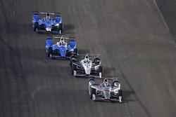 Will Power, Team Penske Team Penske Chevrolet leads