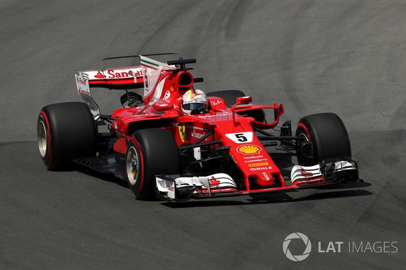 2-е место: Себастьян Феттель, Формула 1