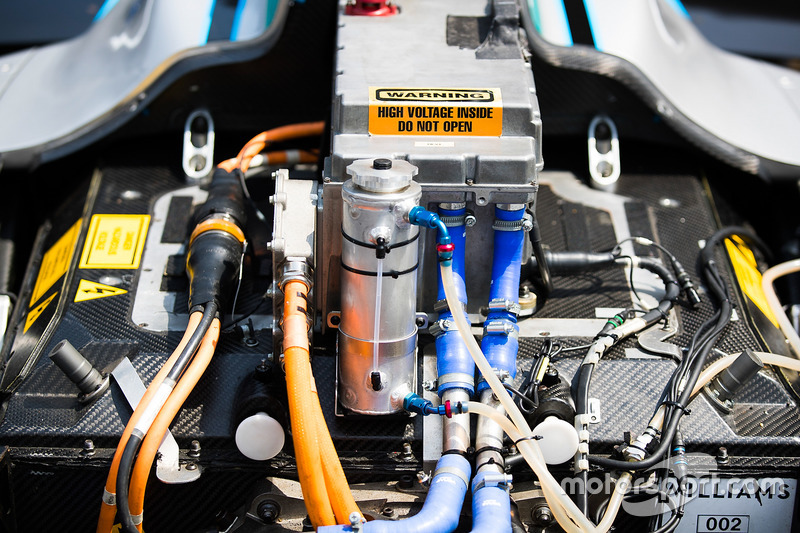 Fórmula E technology
