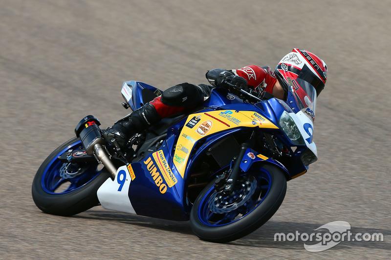 Ruben Doorakkers, MVR Racing