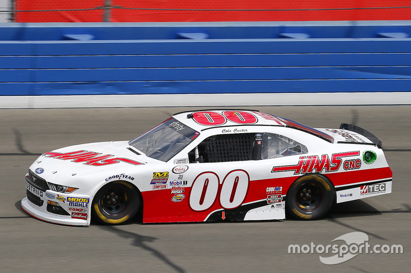 Cole Custer, Stewart-Haas Racing. Ford