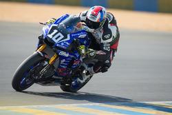 #10 Yamaha: Benjamin Colliaux