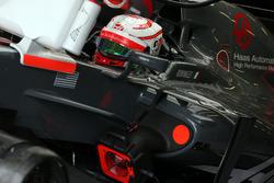 Antonio Giovinazzi, Haas F1 Team VF-1