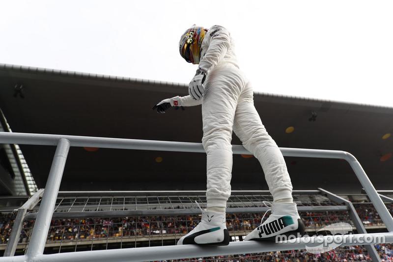 Su segunda pole de la temporada 2017, la 63 de su carrera
