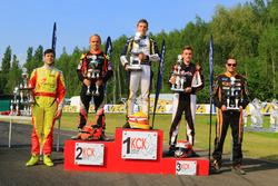 DSKC Podium Rennen 1