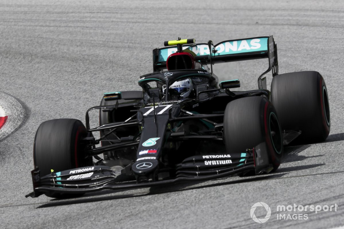 Валттери Боттас, Mercedes F1 W11 EQ Performance