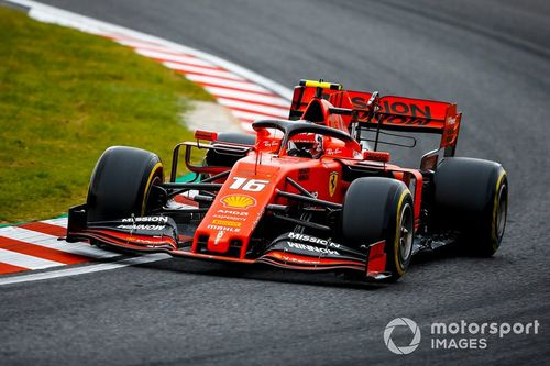 LIVE F1 - Le GP du Japon en direct