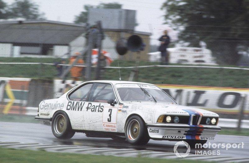 1983 ETCC: Dieter Quester