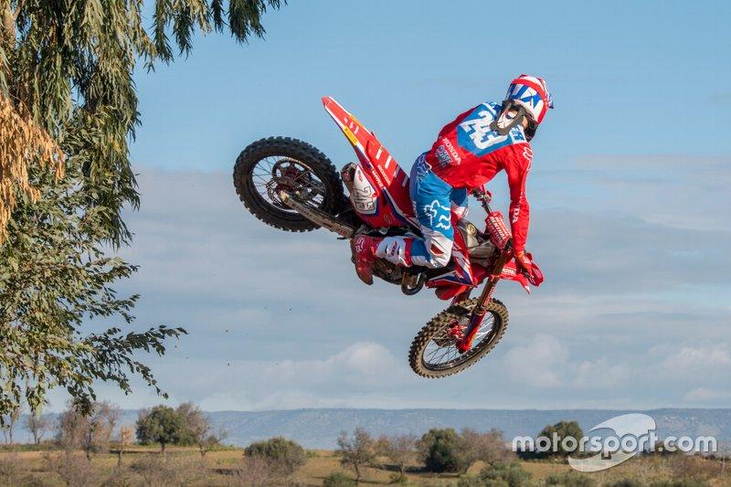 Tim Gajser, Team HRC Honda