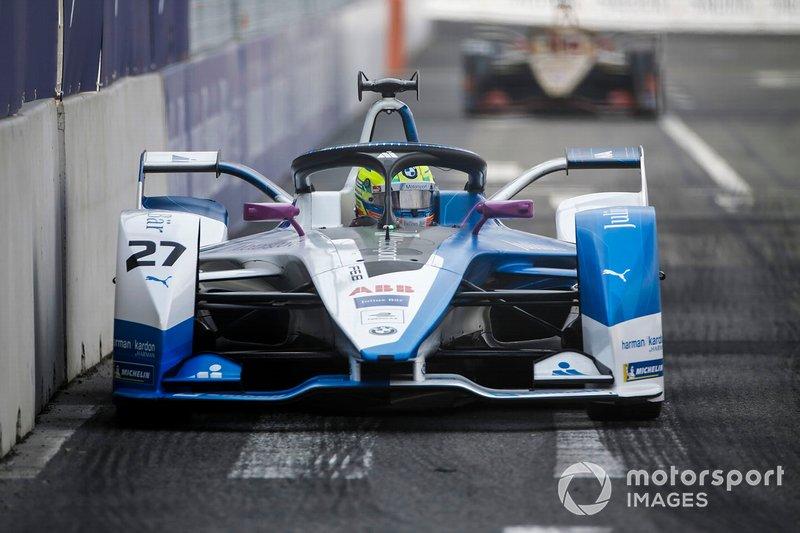 14 место: Александр Симс (BMW I Andretti) – 18 очков
