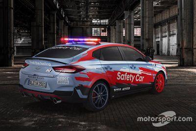 Présentation du Safety Car Hyundai