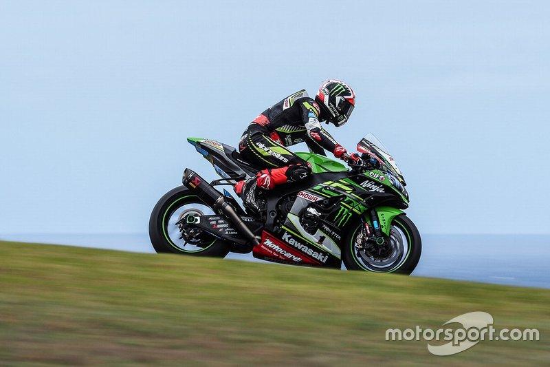 Jonathan Rea, Kawasaki Racing Team WSBK