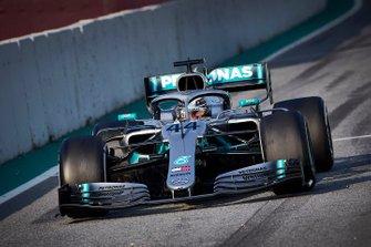Льюіс Хемілтон, Mercedes-AMG F1 W10