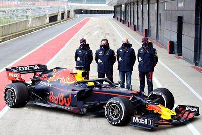 Red Bull Racing RB16B - Prezentacja