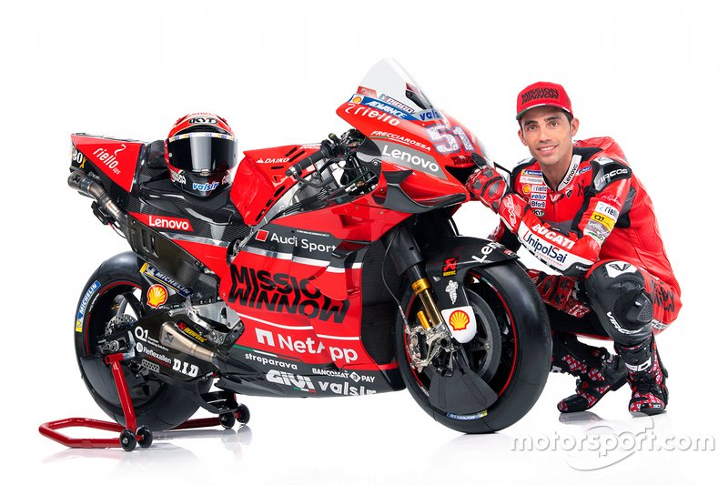 Présentation Ducati