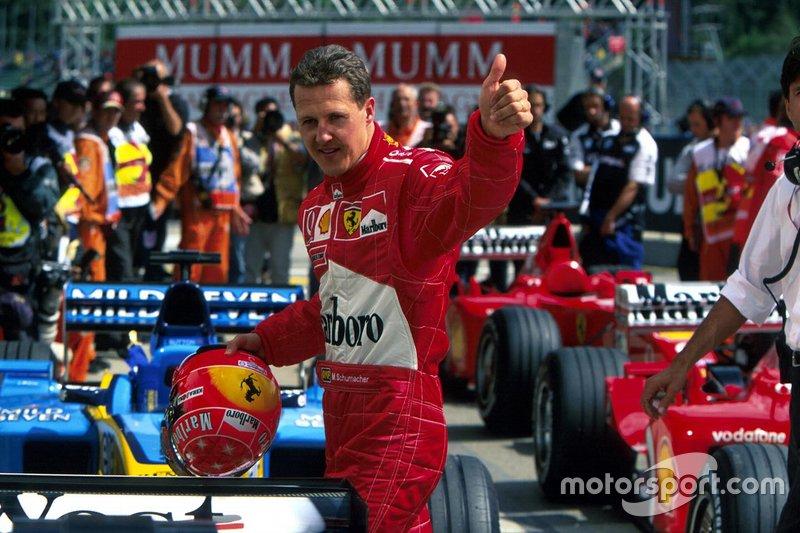 56勝目:2002年サンマリノGP