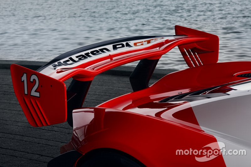 Унікальний McLaren P1 GTR 1988 Ayrton Senna