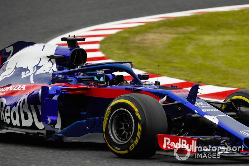 6: Brendon Hartley, Toro Rosso STR13, 1'30.023