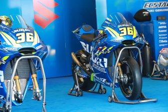 Мотоциклы Хоана Мира, Team Suzuki ECStar