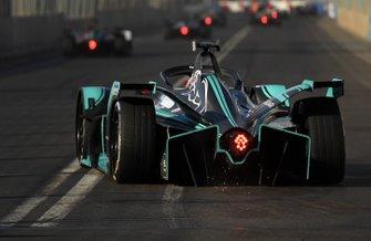 Mitch Evans, Jaguar Racing, Jaguar I-Type 3