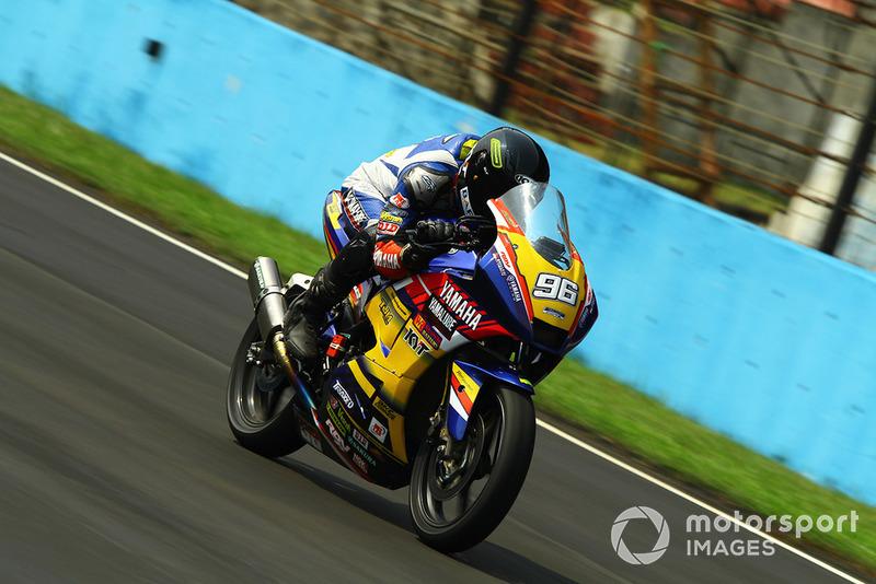 Anggi Setiawan, Yamaha TJM