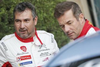 Sébastien Loeb, Daniel Elena, Citroën World Rally Team Citroën C3 WRC