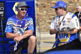 Chase Elliott, Hendrick Motorsports, Chevrolet Camaro NAPA Auto Parts fan