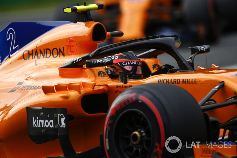 17. Стоффель Вандорн, McLaren
