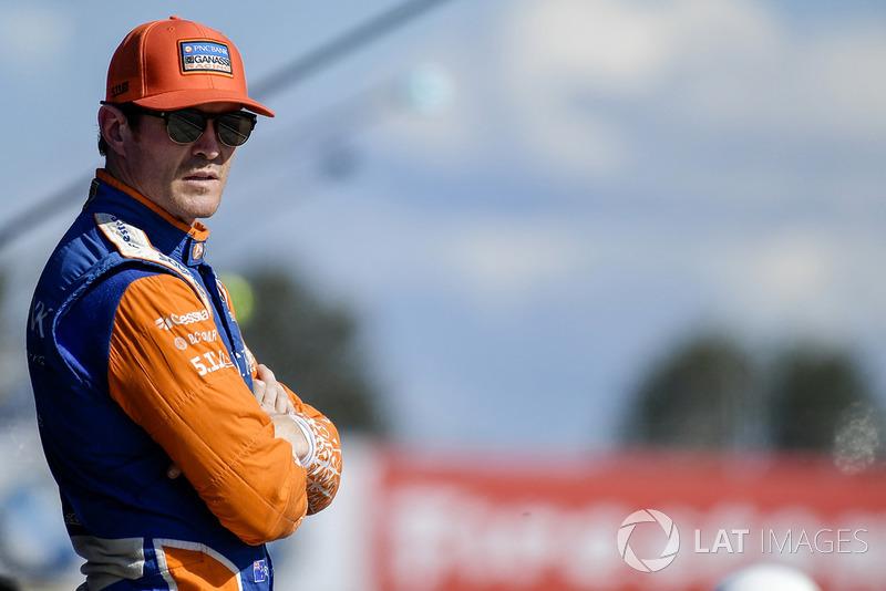 №9: Скотт Диксон, Chip Ganassi Racing Honda (действующий чемпион)