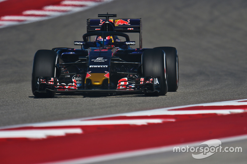 Данііл Квят, Scuderia Toro Rosso STR11 з Halo