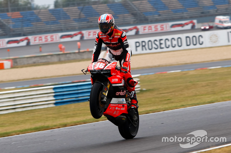 Leandro Mercado, Ducati 1199 Panigale R