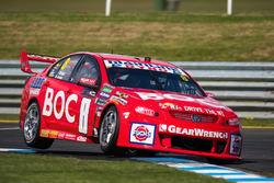 Jason Bright and Andrew Jones, Brad Jones Racing Holden