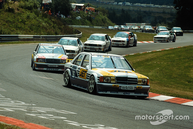 Frank Biela, MS-Jet-Racing, Mercedes