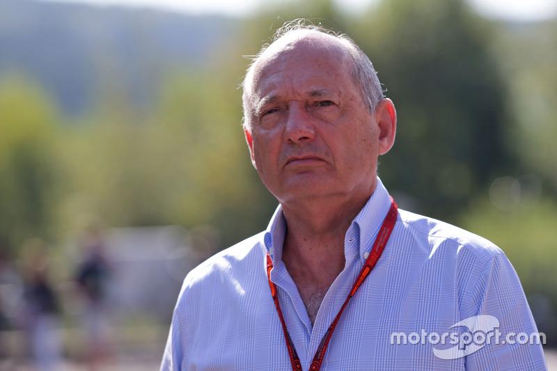Ron Dennis, Presidente esecutivo McLaren