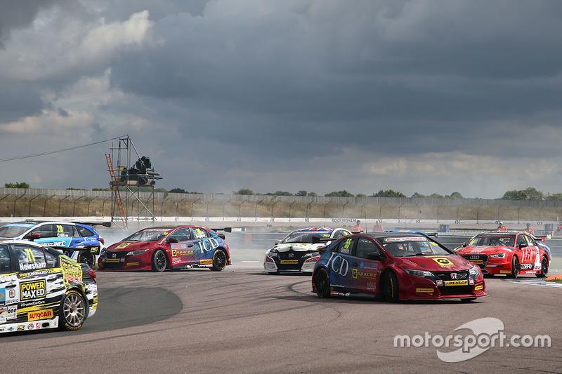 Jeff Smith, Eurotech Racing runs out