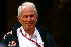 Доктор Хельмут Марко, консультант Red Bull Racing