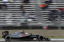 Дженсон Баттон, McLaren F1